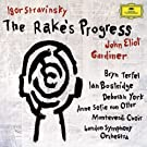Stravinsky: The Rake's Progress ~ Bostridge ? York ? Terfel ? von Otter ? Howells ? LSO ? Gardiner by Ian Bostridge (1999-08-10)