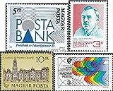 Ungarn 4007A,4008A,4009A,4010A (kompl.Ausg.) postfrisch 1989 Sondermarken (Briefmarken für Sammler)