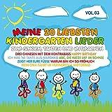Meine 20 Liebsten Kindergarten Lieder Vol.3