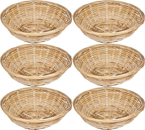 Get Goods - Cestas de bambú para pan