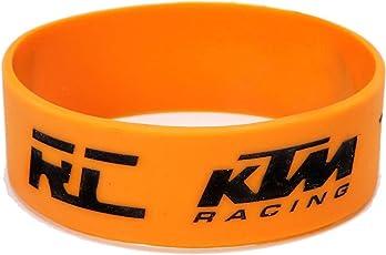 DELHI TRADERSS Delhitraderss Silicone Duke KTM Sport Wrist Band (stt03)