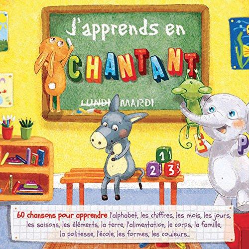 J Apprends en Chantant/Jemy