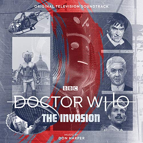 Doctor Who - the Invasion (Ori...