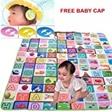 #7: Waterproof Double Side Baby Play Crawl Mat For Kids