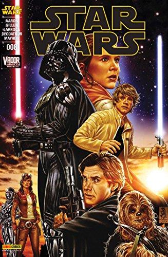 Star Wars N 8 (Couverture 1/2) par Collectif