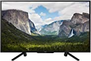 Sony Smart Tv 43 Inch 2K Hdr, Kdl-43W660F,Black