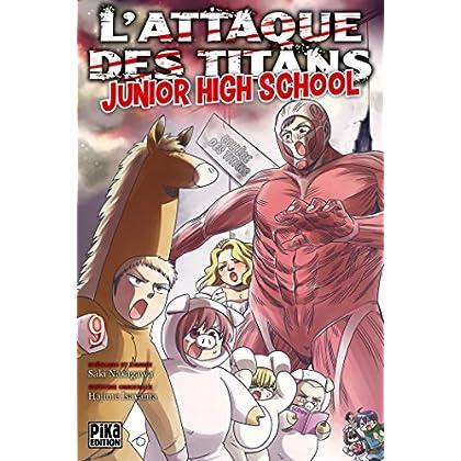 L'Attaque des Titans - Junior High School T09