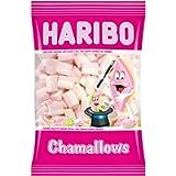 HARIBO Chamallows Cubetto (Mini Blok) Caramelle Morbide Gommose Al Gusto Di Frutta E Vaniglia 1 kg Sfuse Irresistibili…