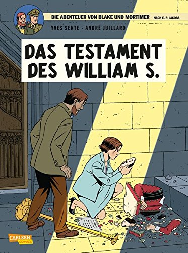 Blake & Mortimer 21: Das Testament des William S.
