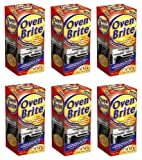 6 x Oven Brite - 500ML - Bottle Bag & Gloves Included - Complete Oven Cleaner