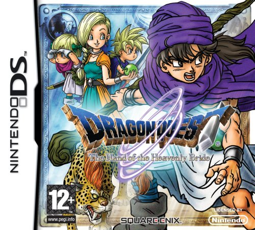 Heavenly Hands (Dragon Quest V: Hand of the Heavenly Bride [UK Import])