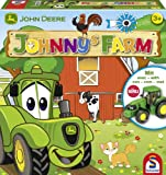 "Schmidt Spiele 40498 - Gioco in scatola ""Johnny's Farm"" [lingua tedesca]"