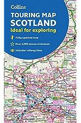 Descargar gratis Scotland Touring Map: Ideal for exploring [Idioma Inglés] en .epub, .pdf o .mobi
