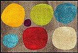 Salonloewe Fußmatte bunt Größe 40x60 cm