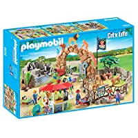 Playmobil 6634- My big zoo