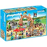 Playmobil - 310514 - Le Zoo - 6634 - Grand