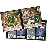 """MLB mascotte biglietto Album 8-1/4 """"X 8-3/4""""-Oakland Athletics - Stomper"""