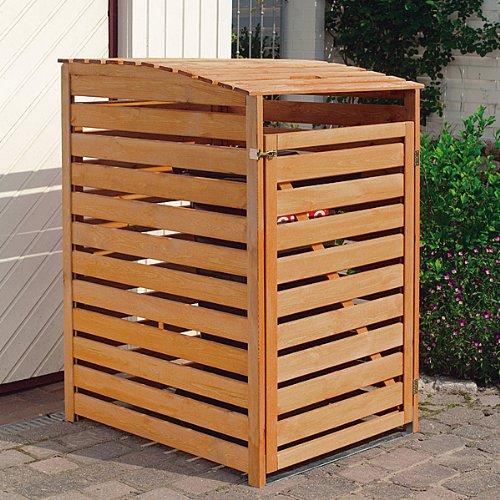 *PROMEX Mülltonnenbox Vario III für 1 Tonne*