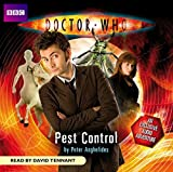Doctor Who: Pest Control (Dr Who Audio Original 1) by Peter Anghelides (2008-05-08)