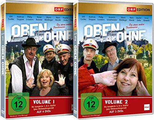 Vols. 1+2 (7 DVDs)