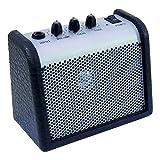Dimavery 059380 MA-80 Mini Amplificateur 6 W Argenté