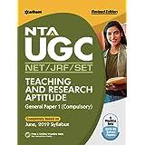 NTA UGC NET/JRF/SET Teaching & Research Aptitude Paper 1 2021