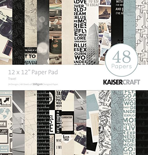 Kaisercraft PP243 Paper Pad 12