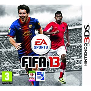 FIFA 13 [AT PEGI] – [Nintendo 3DS]