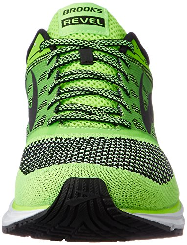 Brooks Revel, Scarpe De Running Uomo Blu (vert / Noir / Blanc 1d340)