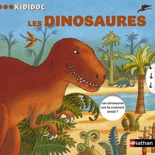 Les dinosaures par Claudine Roland