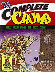 Complete Crumb Comics, The Vol. 6 : On the Crest of a Wave