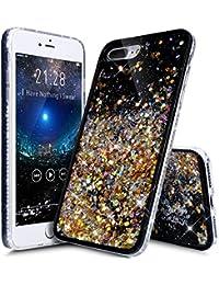 2c2065ebfc2 Ikasus - Carcasa dura para iPhone 7 Plus de 5,5 pulgadas, diseño con