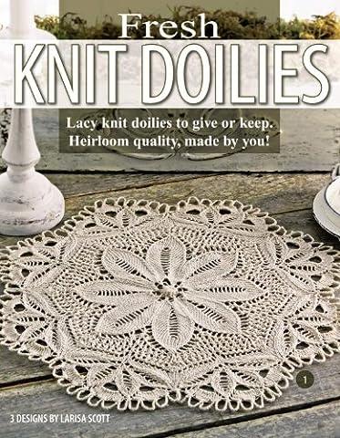 Fresh Knit Doilies (Leisure Arts #3893)