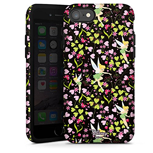 Apple iPhone X Silikon Hülle Case Schutzhülle Disney Tinker Bell Fanartikel Geschenke Tough Case glänzend