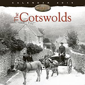 The Cotswolds wall calendar 2015 (Art calendar) (Flame Tree Publishing)