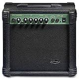 Stagg 15 GA R Ampli de Guitare Reverb 15 W Noir