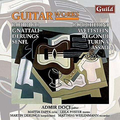 Sonata for guitar & cello: Con