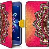 KARYLAX Etui Portefeuille Universel S [IMP-CO22] pour Smartphone Hisense L676