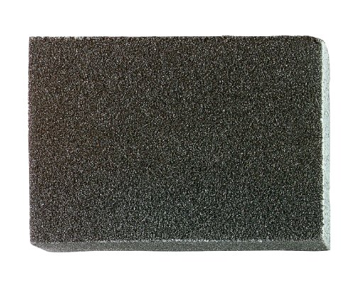 Color Expert 93305244 Éponge abrasive 100 x 70 x 25 mm Grain Moyen/Gros