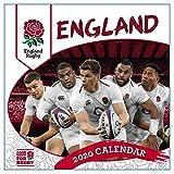 Rugby Official England RFU 2020 Calendrier 30,5 cm x 30,5 cm