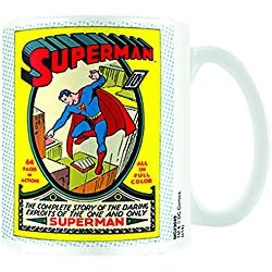 Taza Dc Originals - Superman Portada
