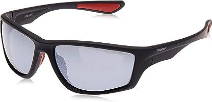 نظارات شمسية من بولارويد باطار اسود PLD 7015/S OIT 64EX