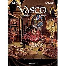 Vasco - tome 0 - Les mémoires secrets de Vasco