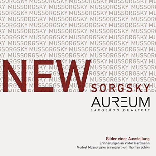 Hauptstadt Vier (Das Heldentor (in der alten Hauptstadt Kiew): (Pictures at an Exhibition, Arr. for 4 saxophones))