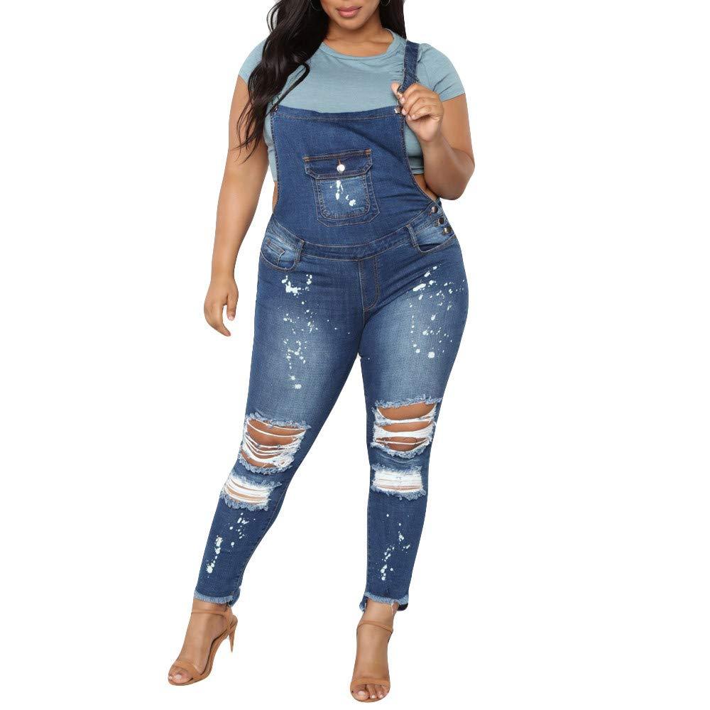 f23b5529f6d Pantalones De Dril De Algodón De Mezclilla para Mujer Pantalones ...