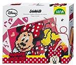 Lena 42605 - Stickbild Disney Minnie 1