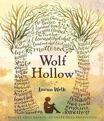 Wolf Hollow by Lauren Wolk (2016-05-03)