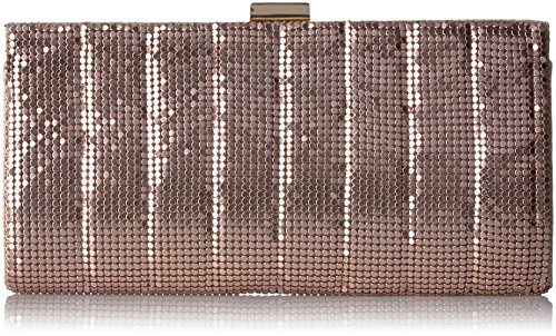 jessica-mcclintock-bailey-quilted-mesh-clutch-blush