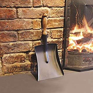 A la Maison FIRE7 Large Coal Shovel, Transparent, 20 x 49 x 10 cm