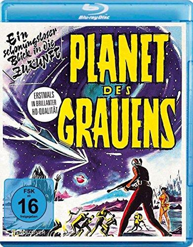 Bild von Planet des Grauens [Blu-ray]